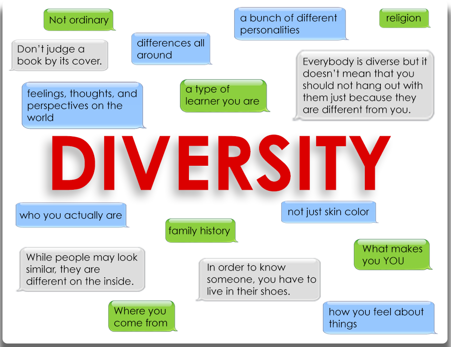 News Article: Diversity