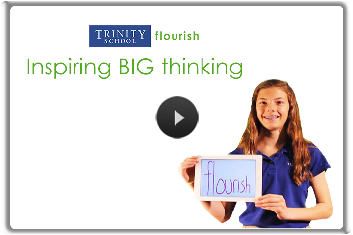 Inspiring Big Thinking…and Giving