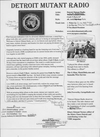 Former Press Release