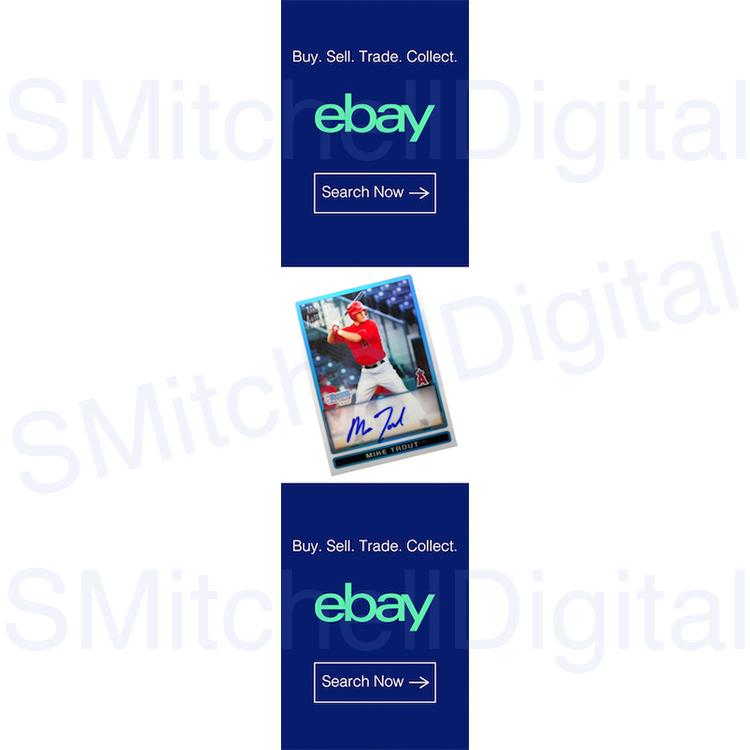 ebay® Website Banner Ads
